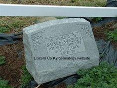 Moses Sweeney