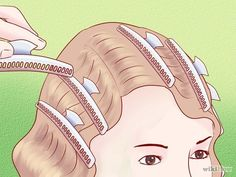 Vintage Hair - How to Style a Finger Wave Hairstyle. This chic, flirty hairstyle has stayed popular through the decades, and it's easy to do at home. Whether you think you were meant to be a lady of the thirties or you just want to experiment with. 30s Hairstyles, Messy Bun Hairstyles, Vintage Hairstyles, Finger Wave Hair, Finger Waves, Medium Hair Styles, Short Hair Styles, 1930s Hair, Retro Updo
