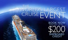 Great deals on Cruises