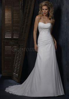 wedding dress,wedding dresses,wedding dress,wedding dresses a line sweetheart asymmetric waist long chiffon wedding dress