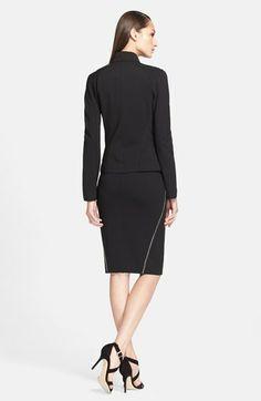Donna Karan Collection Jersey Cardigan   Nordstrom Business Suits, Donna Karan, Peplum Dress, Nordstrom, Slim, Collection, Dresses, Fashion, Vestidos