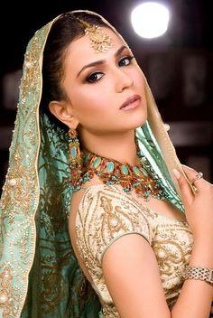 Nida Azwer Bridal Collection 2011