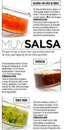¿Muy salsa? #aliment
