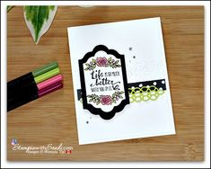 Petal Palette, Lots of Lavender (SAB 2018), Petal Passion dsp, Petal Pair embossing folder, Petals & More Thinlits, Lots of Labels Framelits - all from Stampin' Up!