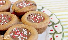 PB Chocolate Chip Cookie Cups