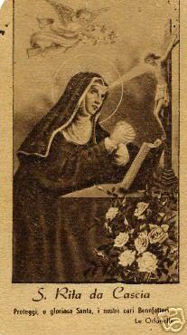 Saint Rita of Cascia: Patron Saint of Impossible Dreams