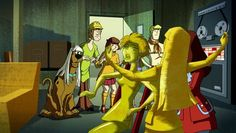 Watch Scooby-Doo! Mystery Incorporated S02E06 Art Of Darkness by cgssthd on Dailymotion here
