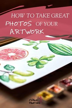 8 simple Tricks to take great Photos of your Artwork Pictures Of You, Taking Pictures, Cool Pictures, Selling Paintings, Selling Art, How To Take Photos, Great Photos, Artist Hacks, Art And Hobby