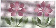 Cross Stitch Books, Cross Stitch Bookmarks, Cross Stitch Borders, Cross Stitch Flowers, Cross Stitching, Cross Stitch Embroidery, Embroidery Patterns, Cross Stitch Patterns, Crochet Bedspread Pattern