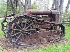 Vintage tractor/crawler