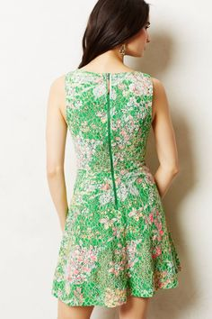 Perfect instigator for a garden party>> Laced Verbena Dress anthropologie.com