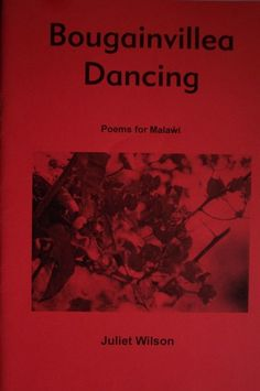 A chapbook of my poetry, inspired by Malawi and other places. Ab updaetd version is now available from the Crafty Green Poet #Etsy shop https://www.etsy.com/listing/186503234/poetry-book-pdf-bougainvillea-dancing?ref=shop_home_active_8