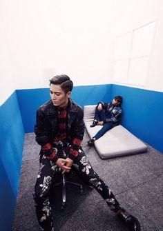 2016 men's uno supermodel contest championship review! Men 's uno Taiwan - the world' s most popular Chinese men 's fashion life magazine