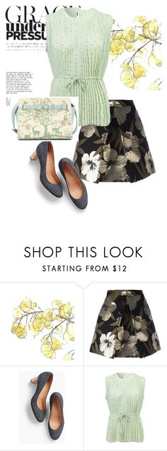 """pumps"" by masayuki4499 ❤ liked on Polyvore featuring P.A.R.O.S.H. and Talbots"