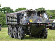 Military Trucks | Stalwart FV620 Amphibious Military Truck