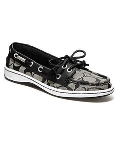 coach<3 these look so much like sperrys