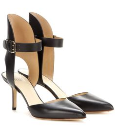FRANCESCO RUSSO Leather Pumps. #francescorusso #shoes #pumps