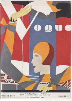 Vogue (France), October 1927