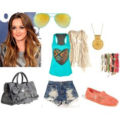 Summer! Too cute! (: