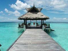 Maldives by Strygaban, via Flickr    #Travel #DanCamacho