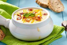 Sýrová polévka se slaninou | Recepty.Blesk.cz