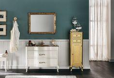 #Eban #composizione Rachele #152   su #casaebagno.it a 1918 Euro/set   #composiozioni #mobili #bagno #arredamento #design