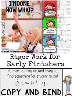 76 pages of original first grade Math and English Language Arts activities perfectly aligned to Common Core standards! Each page was carefully crafted with a first grader in mind. Modalities vary so students stay highly engaged. With this, students will have rigorous work to do once they have completed assignments!