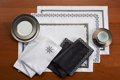 """""""Polaris"""" and """"Honeycomb"""" and the ever so popular leatherette piping"""