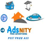 Are you looking for part time jobs in India? Are you a student or housewife? want to turn your free time into a valuable investment? Visit adsnity.in to start working part time on the Internet. Earn good monthly or weekly income in your spare time while working at the comfort of your home. Get freedom and investment your free time into something worthfull.