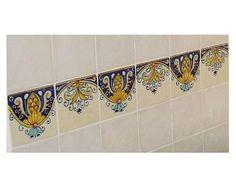 Fantastiche immagini su piastrelle dipinte tiles mosaic