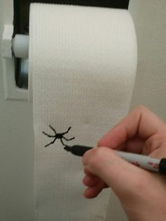 Bathroom pranks