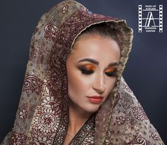 🇦🇪🇦🇪🇦🇪Asian makeup by our student nafa, we are so proud how you did this makeup to one of your #beautiful #model take a glimpse of our students work. From basic to advance, student learn with the help of our #professional makeup artists.
