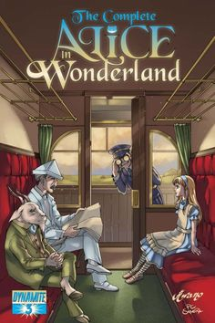 The Complete 'Alice,' Adapted to Graphic Novel