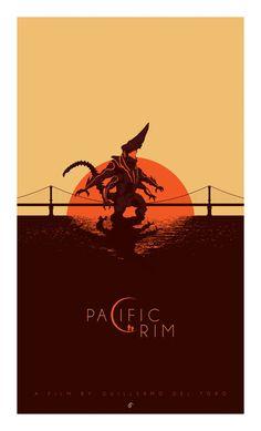 Pacific Rim // Kaiju by ~BarbarianFactory