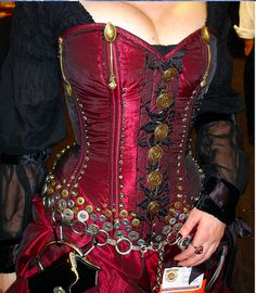 """This corset is gorgeous!  My """"Gypsy Dreams"""" would be lovely with it! http://static.artfire.com/admin/product_images/thumbs/--30000--6294_product_1528304580_thumb_large.jpg"""