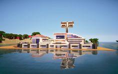 Minecraft Redstone House