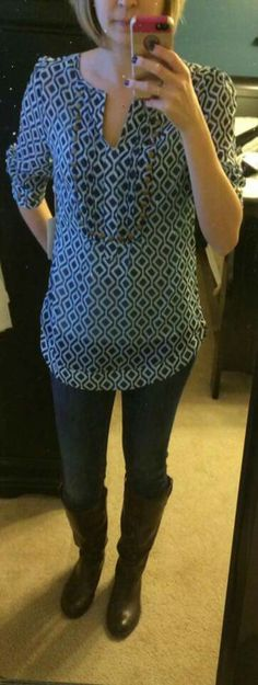 Love this shirt and THIS COLOR IS MY FAVORITE! !