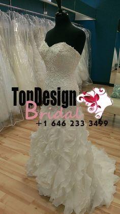 Wholesale Vestido De Novia 2017 New Mermaid Wedding Dress Beaded Organza Bridal Gown