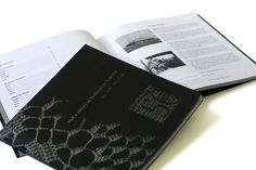 Book design and layout for a family history.