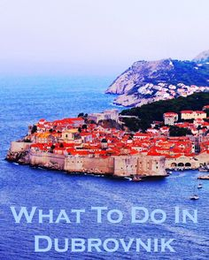 Everything you need to know about what to do in Dubrovnik. #Dubrovnik #Croatia #travel