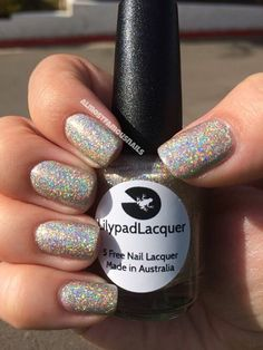 Diamond in the Rough by Lilypad Lacquers courtesy of AlmostFamousNails $14