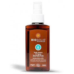 Biosolis Oil Spray SPF6 (125ml)