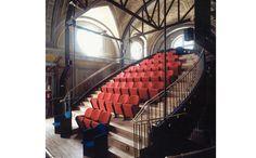 Chiesa della Confraternita Santa Croce, Domenico Bagliani. © Guido Fino Stairs, Home Decor, Stairway, Decoration Home, Room Decor, Staircases, Home Interior Design, Ladders, Home Decoration