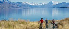 Enjoy the ride of your life, from the Southern Alps to the Pacific Ocean, on this eight day itinerary covering the Alps 2 Ocean Cycle Trail. Lake Tekapo, Visit New Zealand, Travel Expert, Seaside Towns, Water Activities, South Island, Alps, Trip Advisor, Tourism