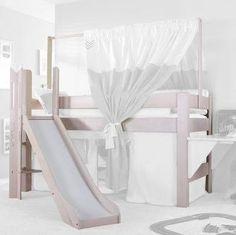 himmel und vorh nge f r spielbett leo von relita rosa. Black Bedroom Furniture Sets. Home Design Ideas