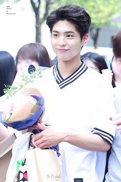 Park BoGum is so cute!