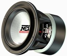 MTX subwoofer Thunder Series 9000. ilove it!!