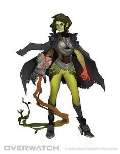 ArtStation - Venus [Fan-made Overwatch Character], Esther Smisdom