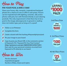 Pool contest