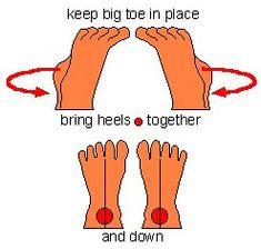 Flat feet - corrective exercise